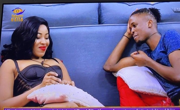 Erica and Laycon are the most followed housemates in the ongoing BBNaija lockdown reality TV show.
