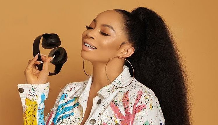 Toke Makinwa Gives Details Of Her First Big Deal