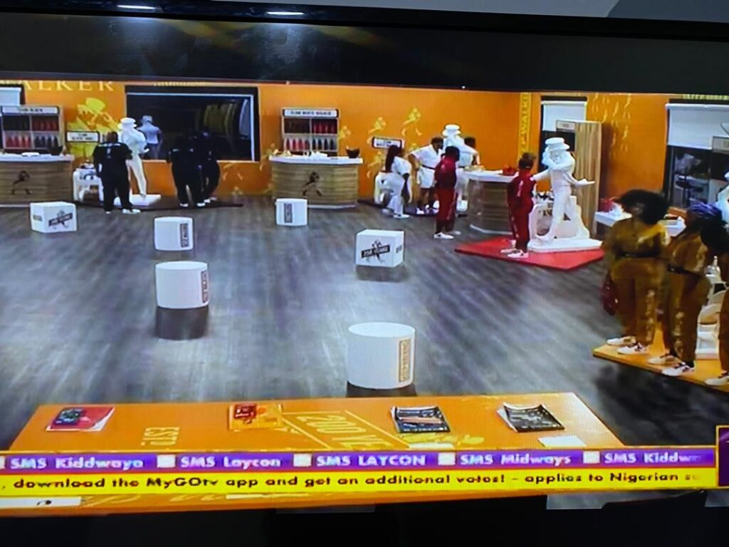 BBNaija 2020: Day 44 Highlights, Tolanibaj Says Neo Made First Move, Prince Begs For Strike, Dorathy Scolds Lucy, Sponsored Task, Team Win 6