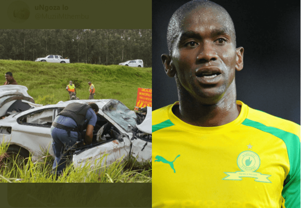 South Africa Star Anele Ngcongca Dies In Ghastly Car Accident Everyevery