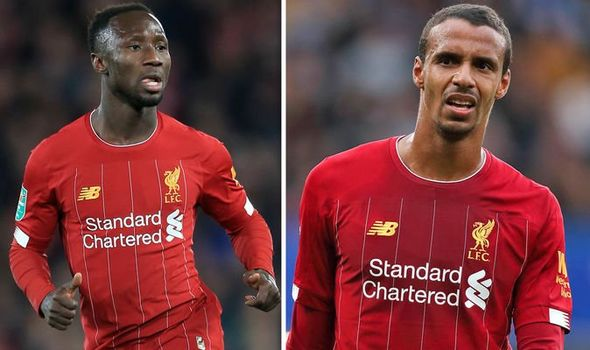 Joel Matip, Naby Keita Face Late Fitness Tests