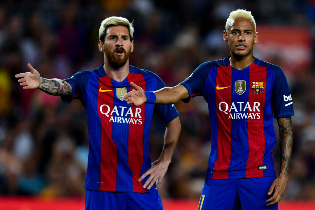 Barcelona Picks Messi'S Replacement 1