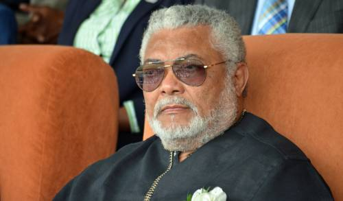 5 Facts About Late Ghanian President, Jerry Rawlings 1