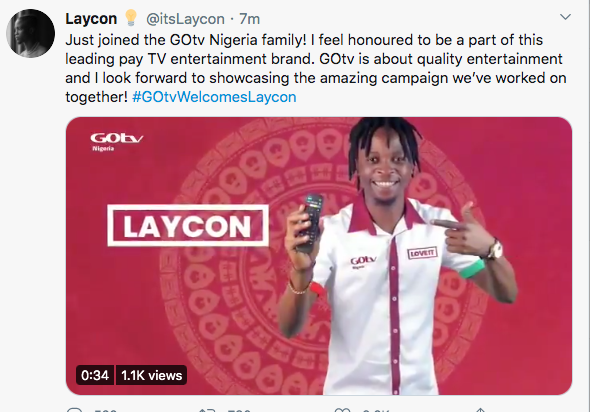 Laycon Makes Huge Announcement, Lands New Deal 1