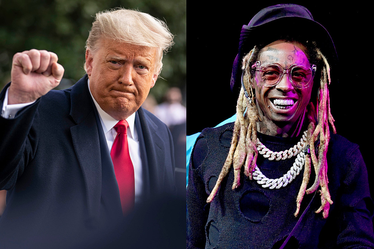 Lil Wayne Endorses Trump, Gets Dumped By Girlfriend 2