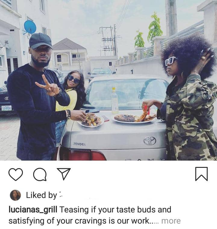 Kiddwaya, Dorathy, Prince, Others Storm Lucy'S 'Boli' Party 4