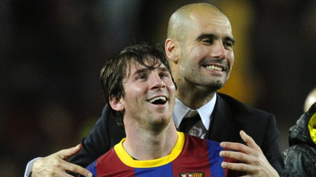 Pep Guardiola Denies Interest In World Best Player Messi At City 1