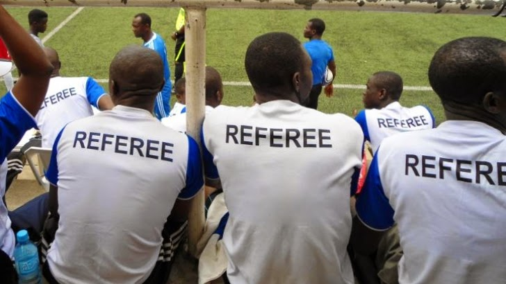 Nigerian Referee To Officiate At Qatar 2022 World Cup 1
