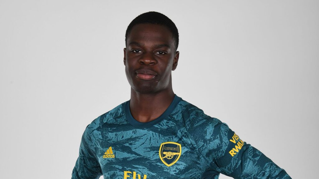 Super Eagles Battle 2 Countries For Arsenal Star 1
