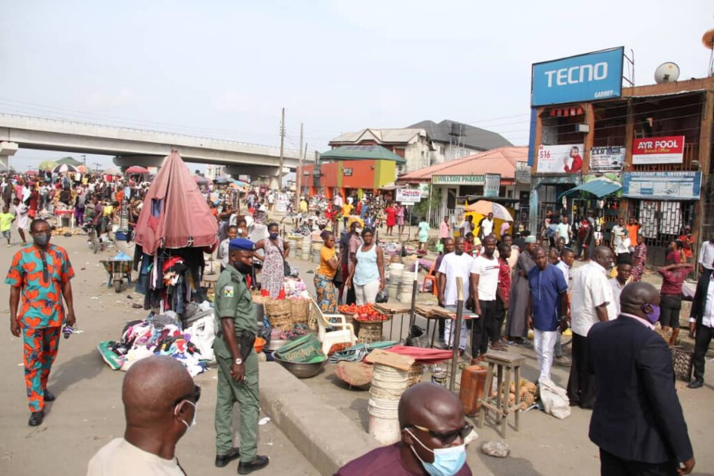 Wike Orders Security Agencies To Arrest Traders In Rivers