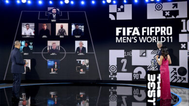 Fifa Fifpro Men'S Team Of The Year