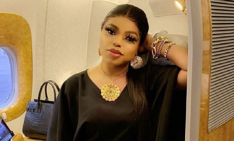 Tunde Ednut And Bobrisky / Bob also stated that tunde ednut is not on wizkid's league.