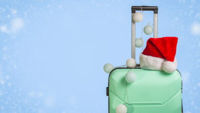 You Want To Travel This Christmas, Think Again