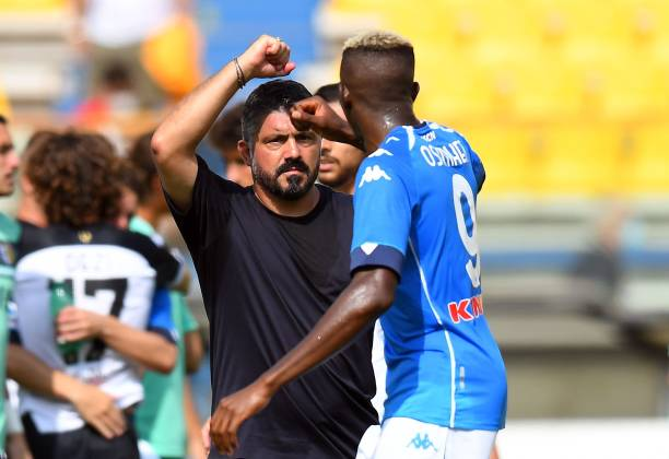 Victor Osimhen Ruled Out Of Napoli Europa Clash 1