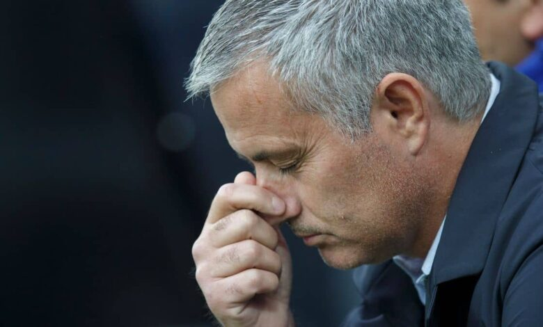 Mourinho Expresses Concern After Uel Exit
