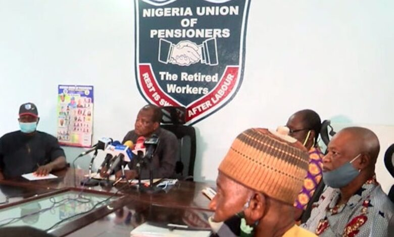 Pensioners Threaten Fg, Gives Ultimatum 1