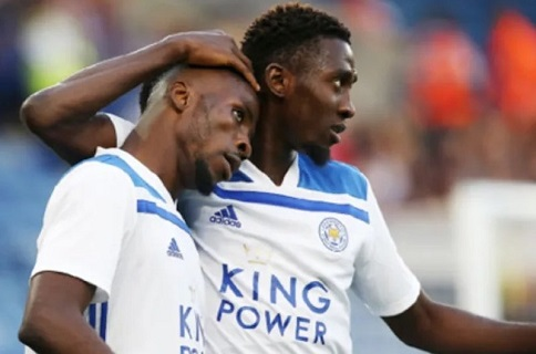 Hero Of The Day, Kelechi Iheanacho Helps Leicester 1