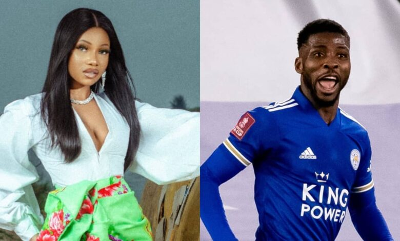 Tacha And Kelechi Iheanacho Relationship Rumour Excites Fans