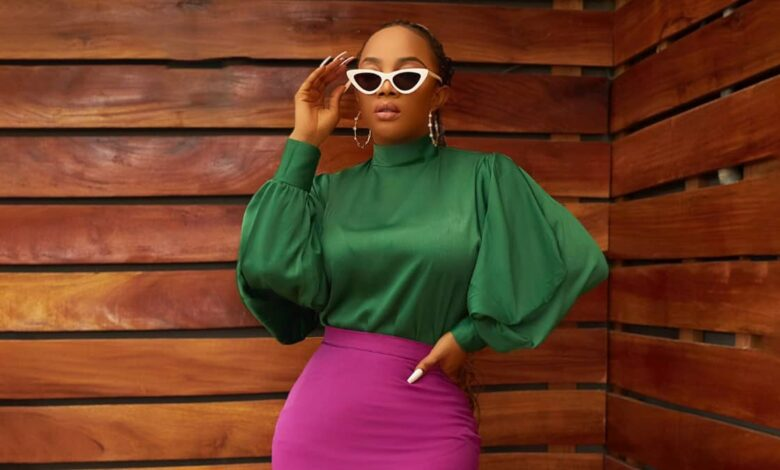 Toke Makinwa Shares Struggle Finding Faultless Men