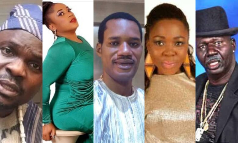 Top 5 Scandals In Yoruba Movie Industry