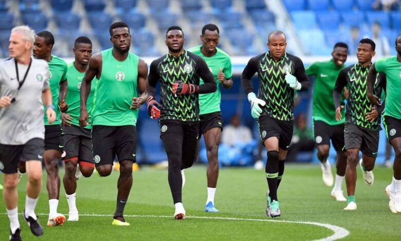 Super Eagles Star Players
